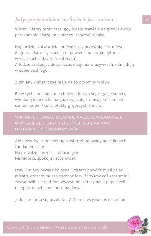 Wystarczajaca, Lidia Jekielek. Krakow 2020 (1)